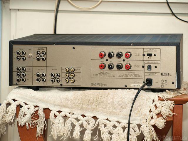 Harman Pm 650 Vxi Hinten