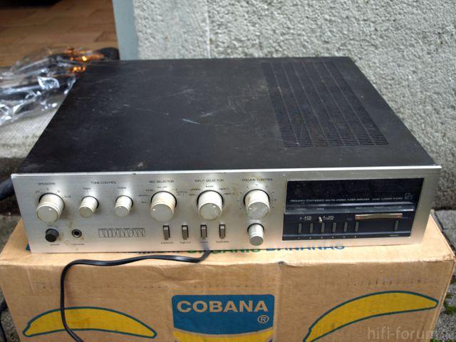 Luxman Receiver 001