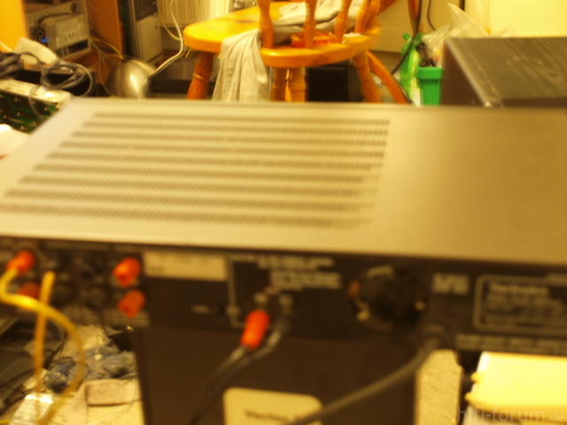 Technics SE A808 Endstufe 003