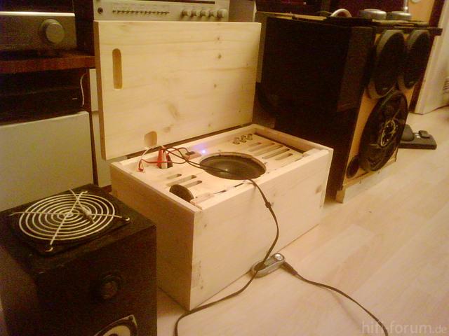 Meine Drei Mobilen Boxen; MME,Klangkoffer,und Irgendwas