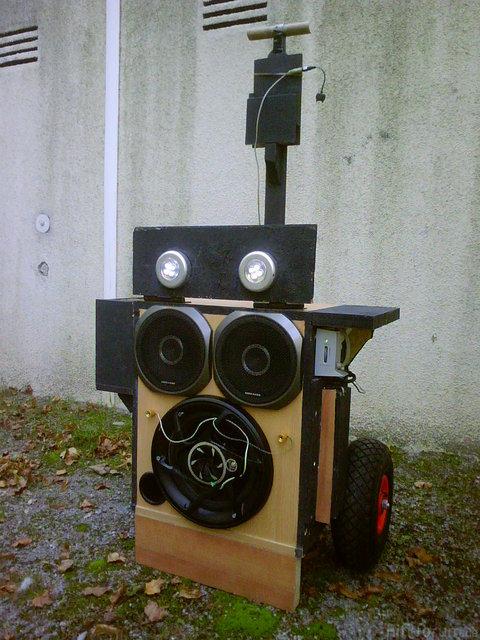 Mobile Musik Einheit Version 2.3