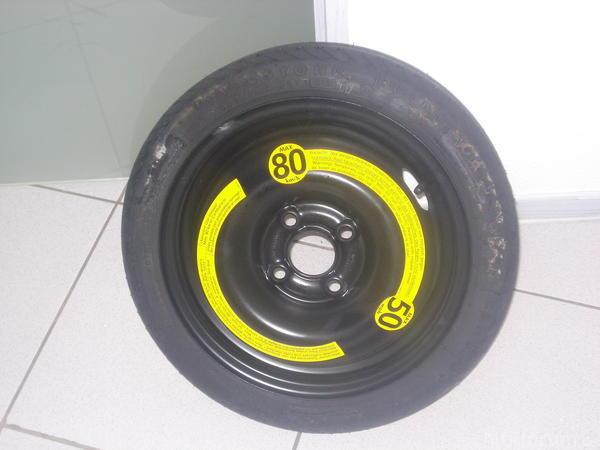 Rollwiderstandsgeminderter Reifen Mit Integriertem Geschwindigkeitsbegrenzer
