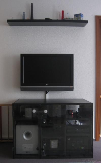 Bild TV Wand