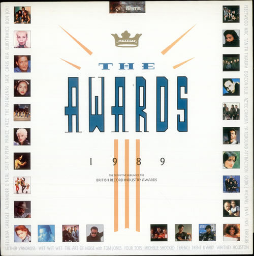 Brit Awards The Awards 1989 512368