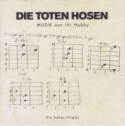 Die Toten Hosen   Musik War Ihr Hobby   7 CD Box Front