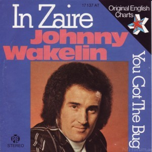 Johnny Wakelin In Zaire S