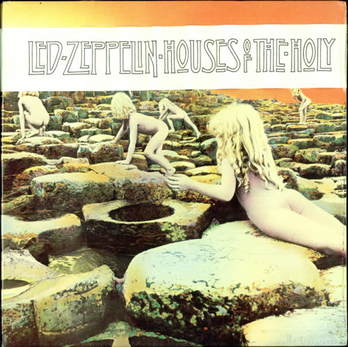 Led Zeppelin Houses Of The Hol 503576