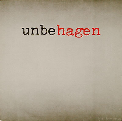 Nina Hagen   Unbehagen