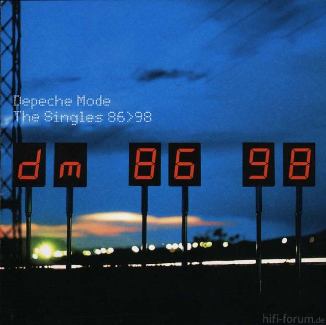 1233086869 Depeche Mode The Singles 1986 1998