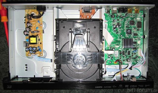 BDP-LX55 Innereien 1