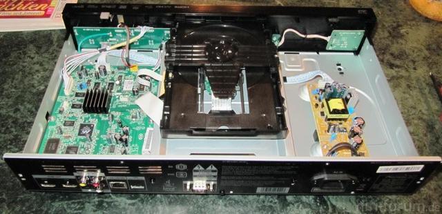 BDP-LX55 Innereien 2