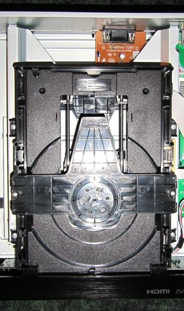 BDP-LX55 Laufwerk