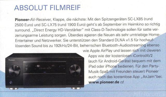 LX75 85 Audio 10 08 11
