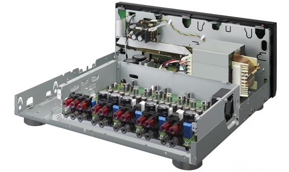 LX85 Endstufen-Box