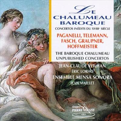 Chalumeau Baroque