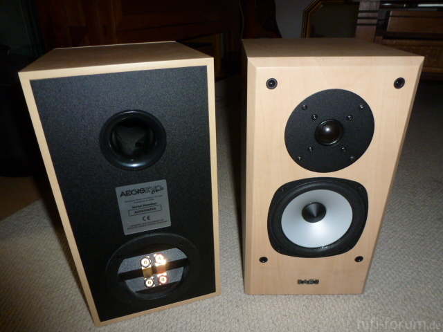 Acoustic Energy Aegis Evo 1