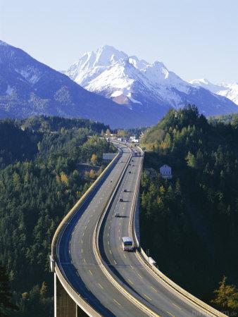 Merten Hans Peter Europa Bridge Brenner Austria
