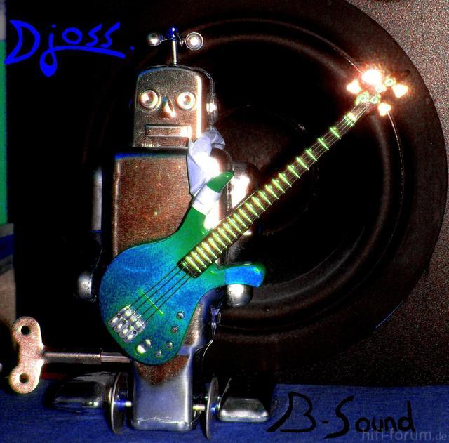 DJoss - B-Sound