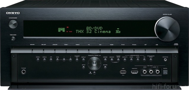 Onkyo TX NR818 Front
