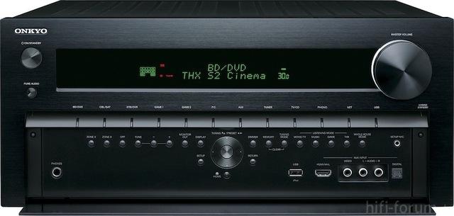 Onkyo TX NR818 Front