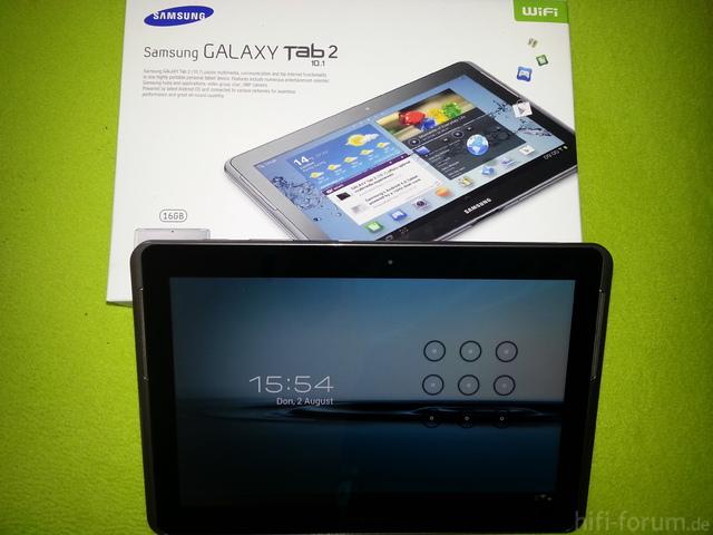 Samsung Tab 2 Galaxy 10.1