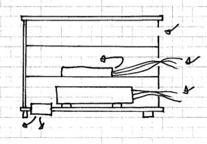 Lüfter Im Boden, Variante 3