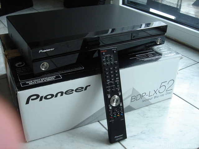 Pioneer BDP-LX52