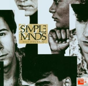 Simple+Minds Once+Upon+A+Time Remastered 724381301623