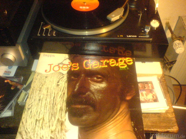 Zappa Joe's Garage