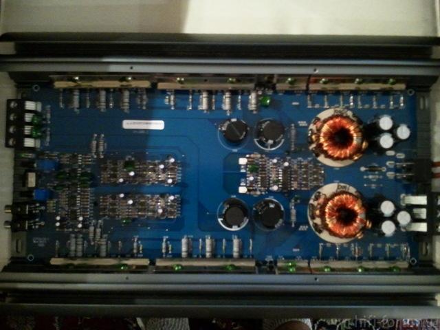 Mein Sub-Amp