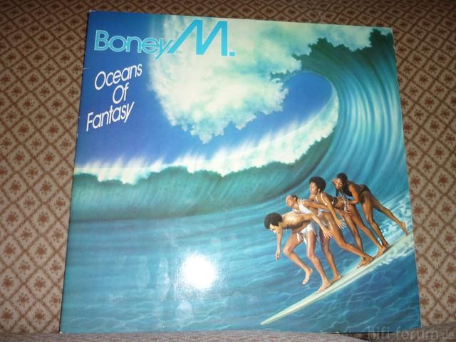 Boney M. - Oceans Of Fantasy