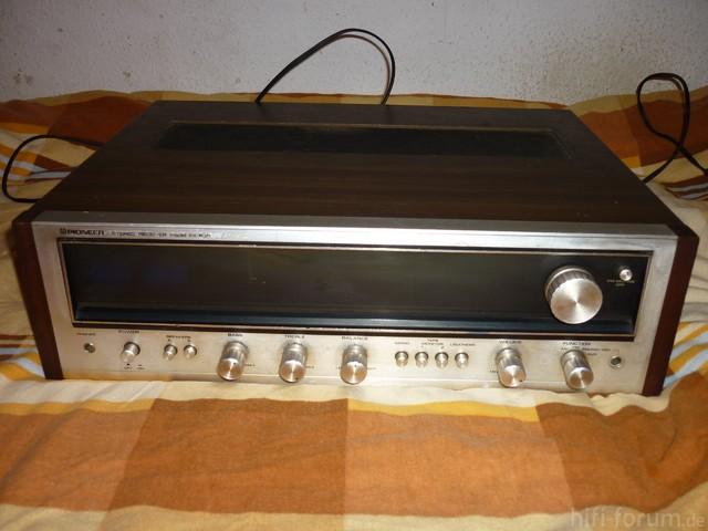 Pioneer SX-535 Karton
