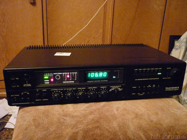 Telefunken HR 5500 Digital