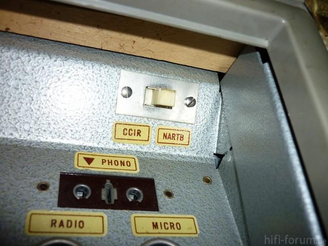 Telefunken Magnetophon 85 KL