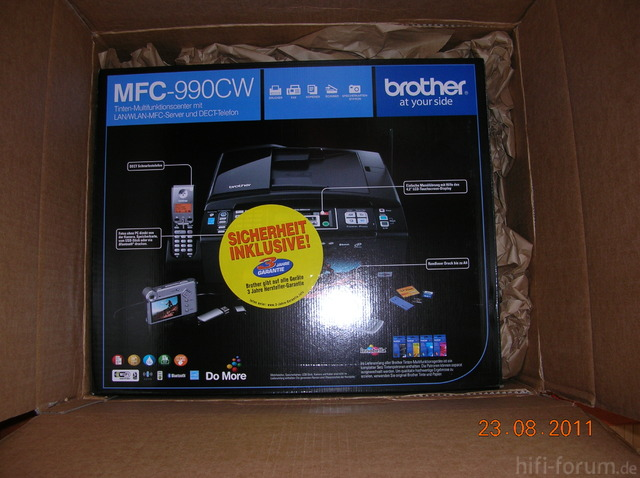Brother MFC 990