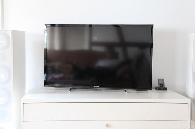 Sony KDL 46 HX 750 - Spiegeln Auf Ausgeschaltetem TV