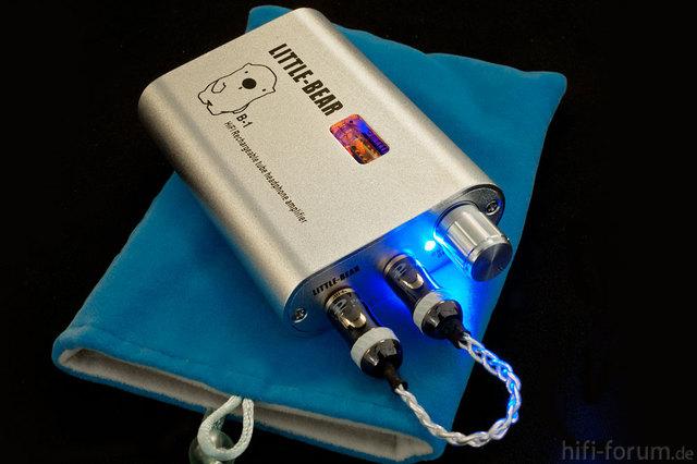 little bear tube amp