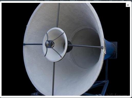 Fidelity Horns
