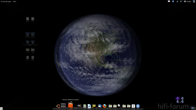 Ubuntu Desktop Stereo 3D