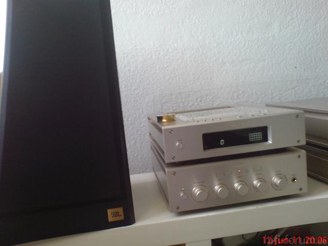 Sony TA-F5000 Und Sony CDP-X5000
