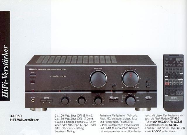 Xa 950