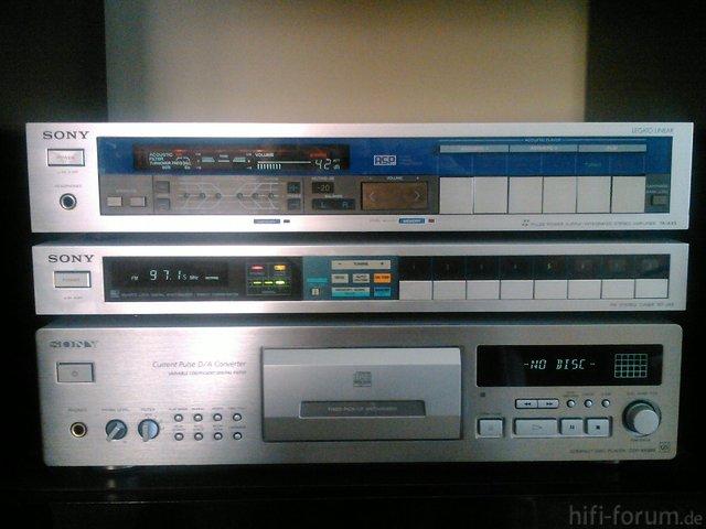 Sony Anlage