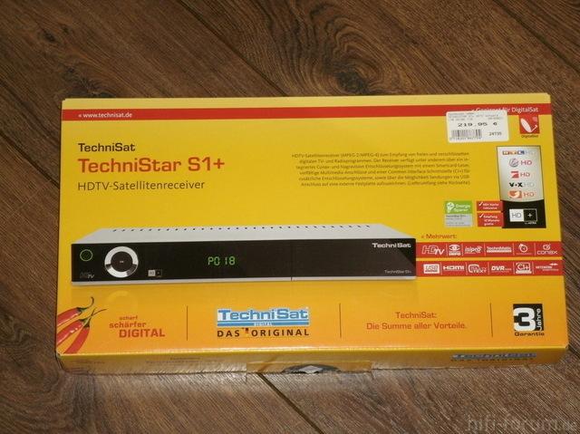 TechniStar S1+