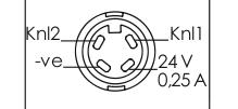 Naim 4-Pin-Belegung Endstufe