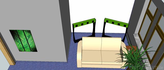 Zimmer-Sketchup
