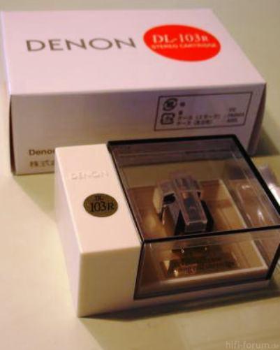 DENON DL 103R 1