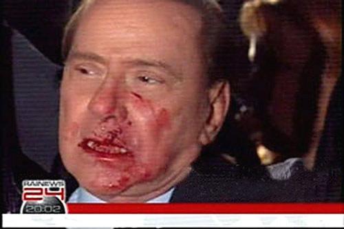Berlusconi-einsaufdiefresse
