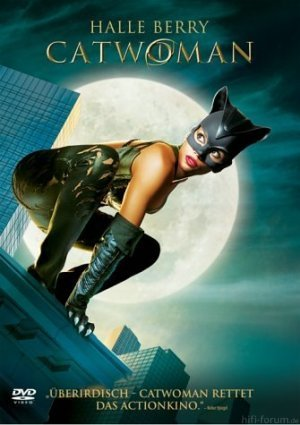Catwoman Small