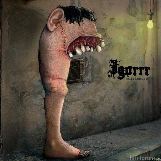 Cover Grusel Igorr