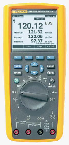 Fluke 289 True RMS BBSI Multimeter